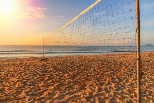 Volleyball net Free Photo