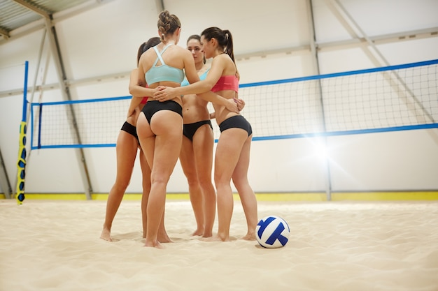Volleyball union Free Photo