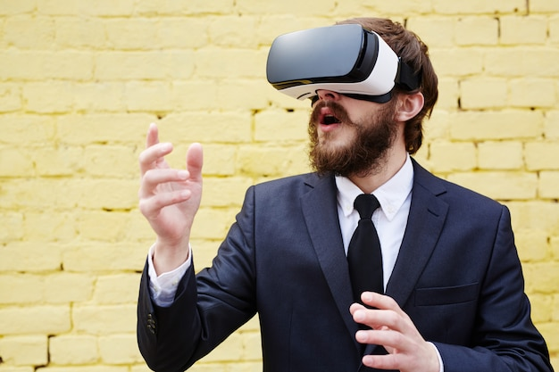 Vr experience Free Photo