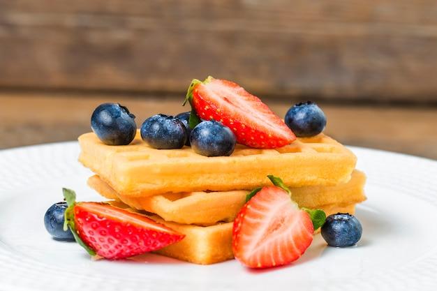 waffle Free Photo