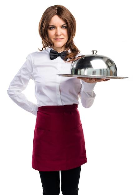 Картинки подноса официанты