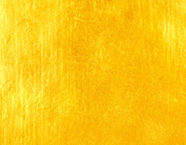 Wall gold background Premium Photo