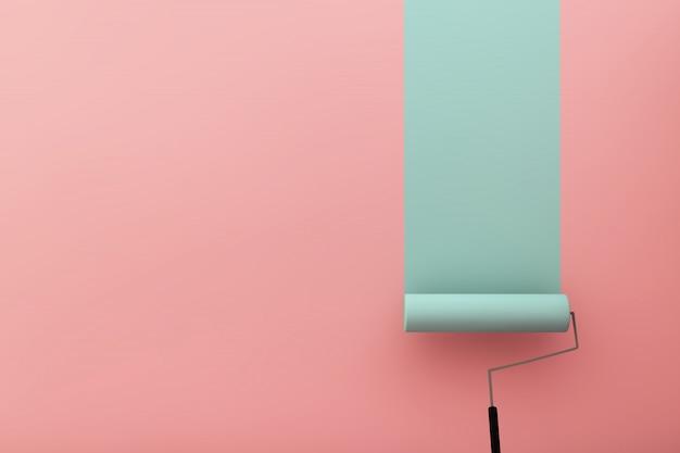 Wall painting Premium Photo