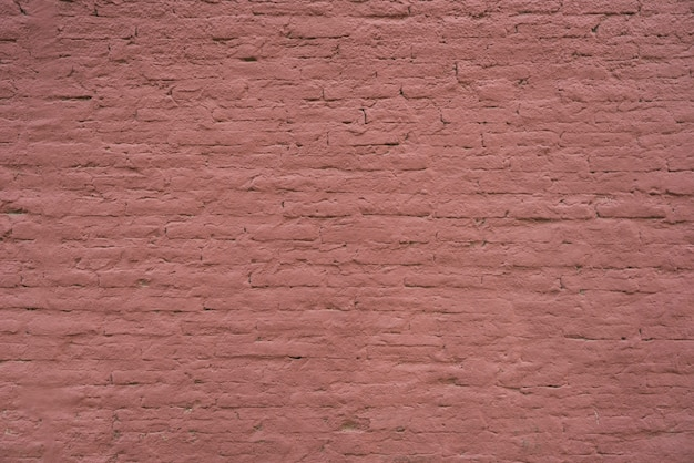 Wall of violet bricks Free Photo