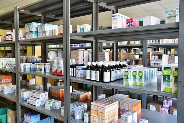 «склад аптеки» Бесплатные Фотографии