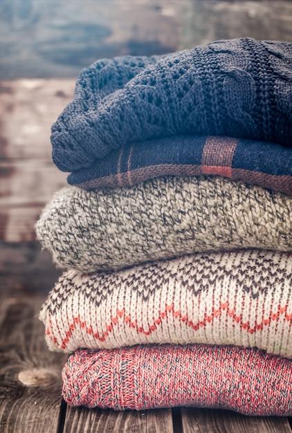 Теплые уютные свитера Бесплатные Фотографии
