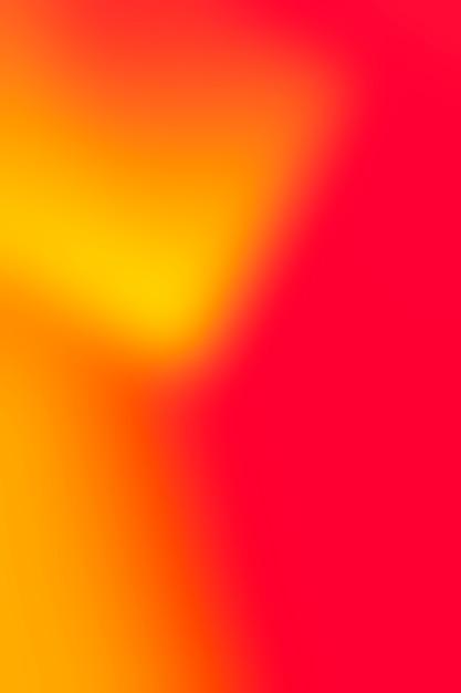 Warm shades blending softly Free Photo
