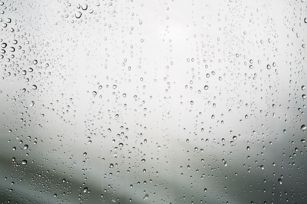 Water condensing on white surface Free Photo