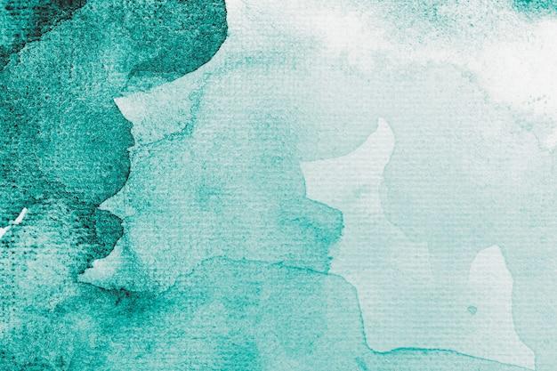 수채화 그라데이션 파란색 배경 무료 사진