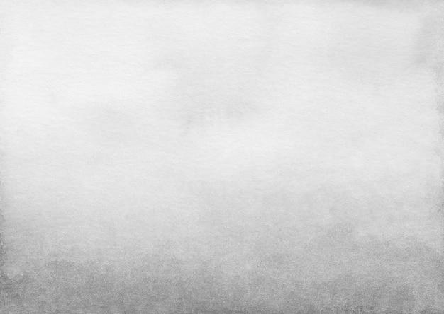 Watercolor light gray gradient background texture Premium Photo