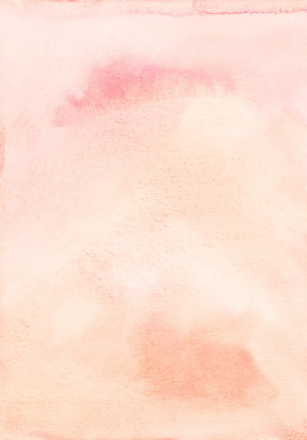 premium photo watercolor light peach color background pastel orange pink watercolour backdrop https www freepik com profile preagreement getstarted 9773802