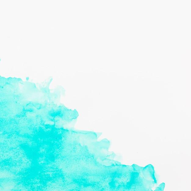 Watercolor splash background Free Photo