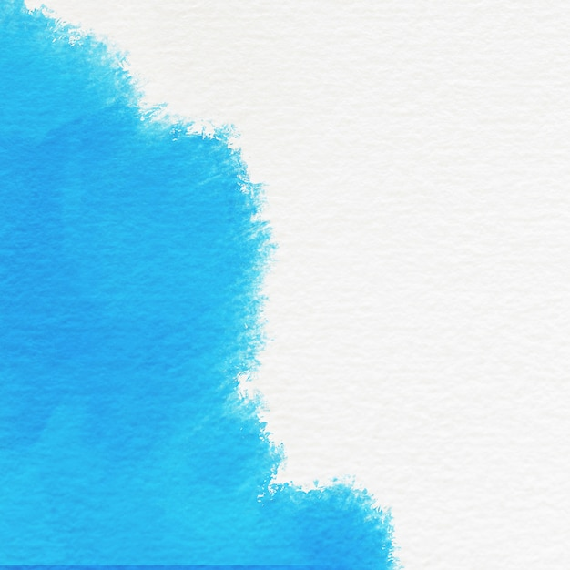 水彩テクスチャ背景 無料写真