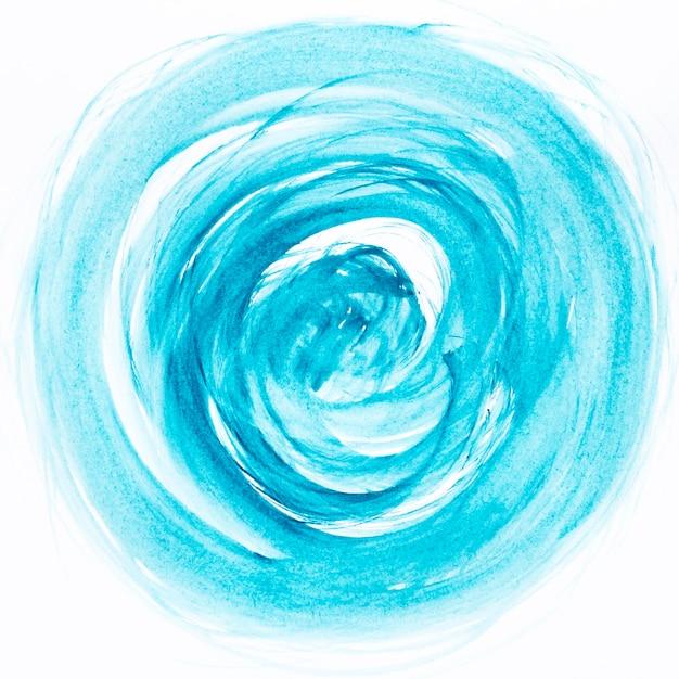 Watercolor water ripple Free Photo