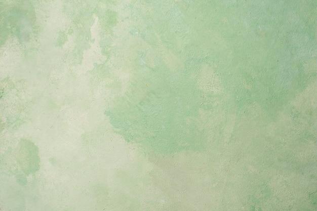 水彩の緑のペンキの抽象的な背景 Premium写真