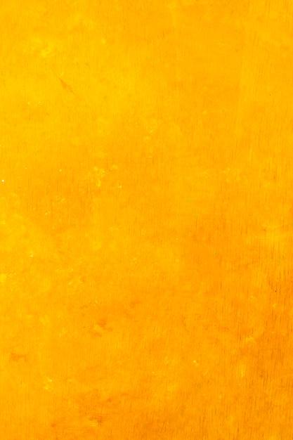 オレンジ色の水彩絵の具の抽象的な背景 Premium写真