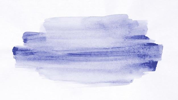 水彩バイオレットペイントライン背景 無料写真