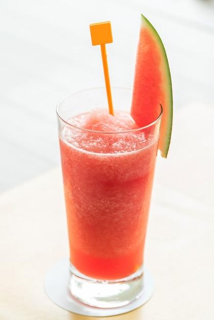 Watermelon juice Premium Photo
