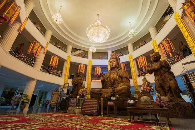 Wathy aplakang a place where people worship. Premium Photo