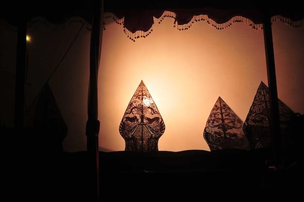 インドネシアのジャワ文化 Premium写真