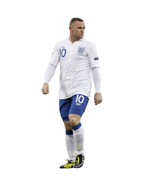 Wayne Rooney , England National team