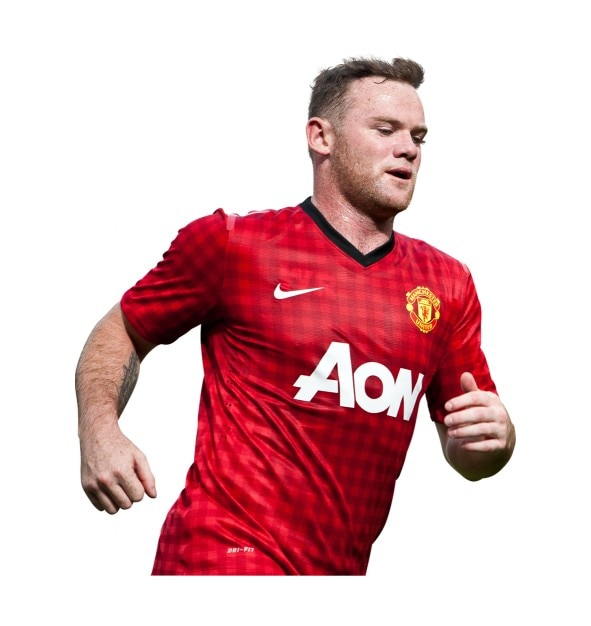 Wayne Rooney Man Utd Premier League Free Photo