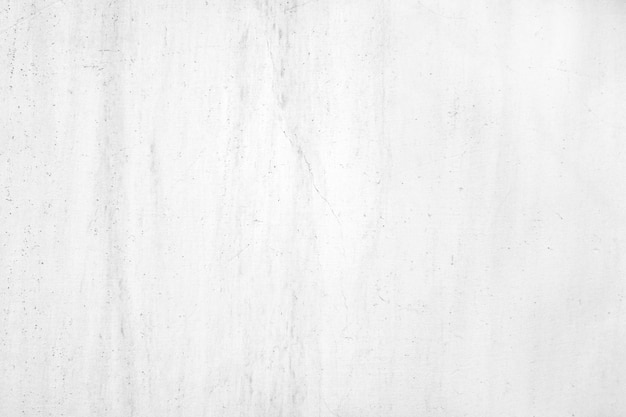 Weathered old white wall texture background Free Photo