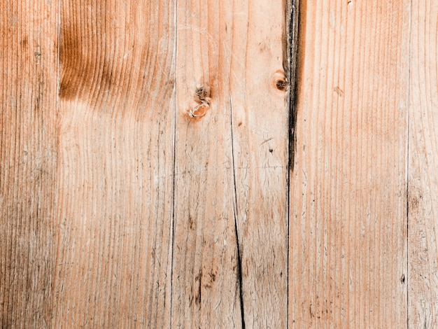 Weathered old wooden texture background Free Photo