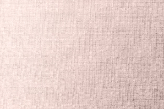 Weaved pink linen fabric Free Photo