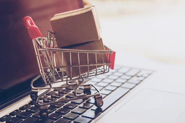 オンラインwebでのショッピングサービス Premium写真
