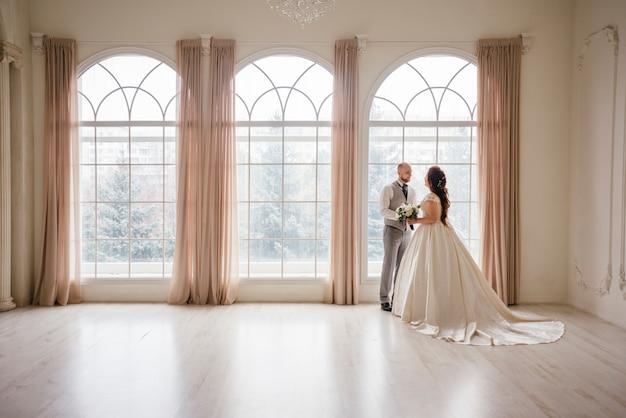 Wedding couple Free Photo
