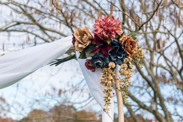 Свадебная фотография на ранчо южного креста в мэдисоне, джорджия Бесплатные Фотографии