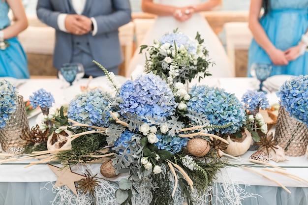 Wedding reception Free Photo