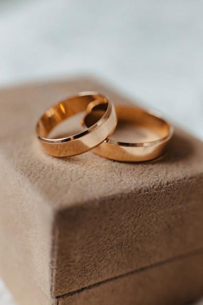 結婚指輪、結婚式のお祝い、アクセサリー、装飾 無料写真