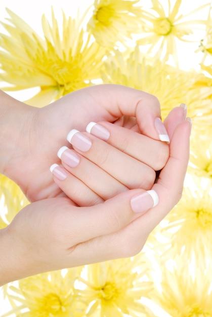 人間の手の健康 無料写真