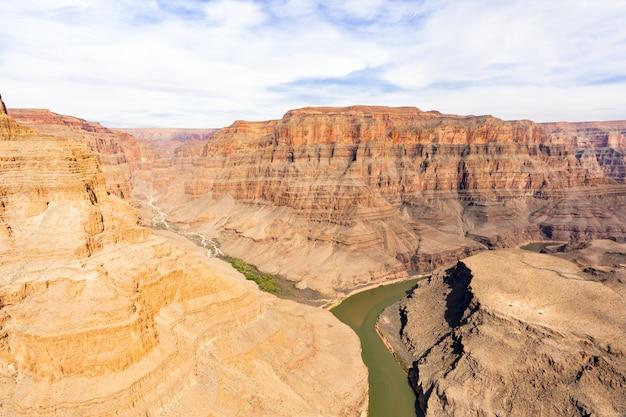 West rim of grand canyon Premium Photo
