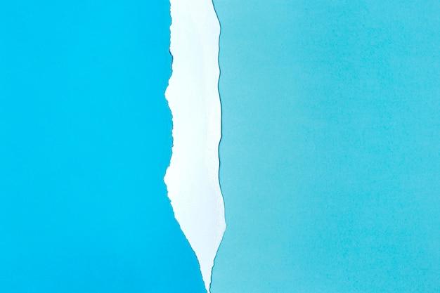 Стиль фона белой и синей бумаги Бесплатные Фотографии