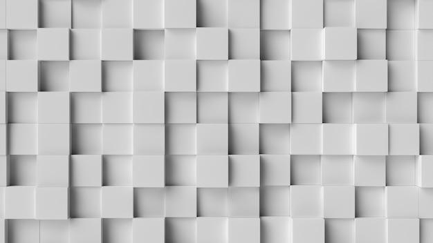 White background texture. 3d rendering, 3d illustration. Premium Photo