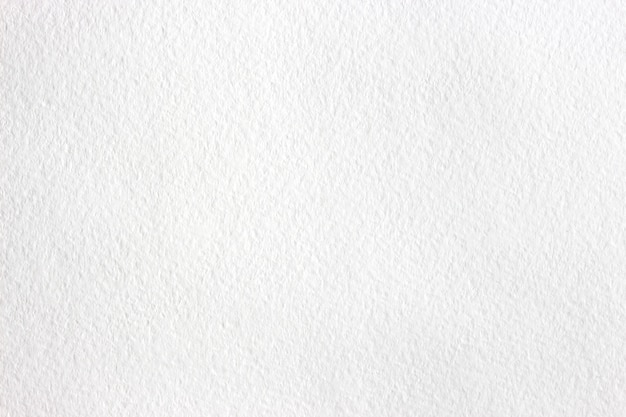White background of watercolor paper Premium Photo