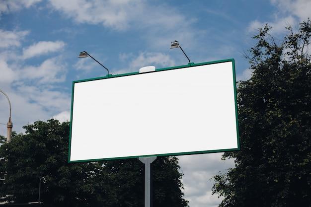 Белый щит на зеленых листьях Бесплатные Фотографии