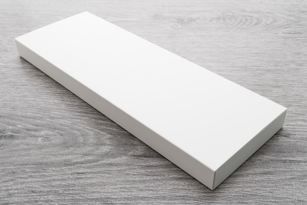 White box for mock up Free Photo