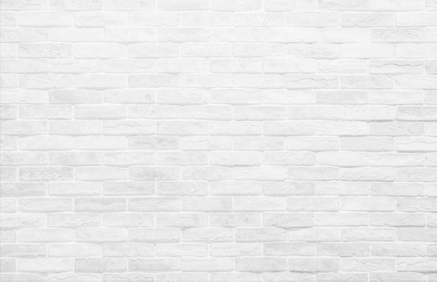 흰색 벽돌 벽 배경 프리미엄 사진