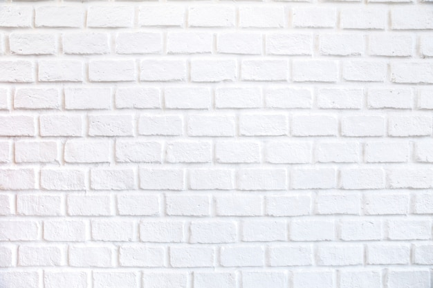 Premium Photo White Brick Wall Texture Grunge Background With Vignetted Corners May Use To Interior Design
