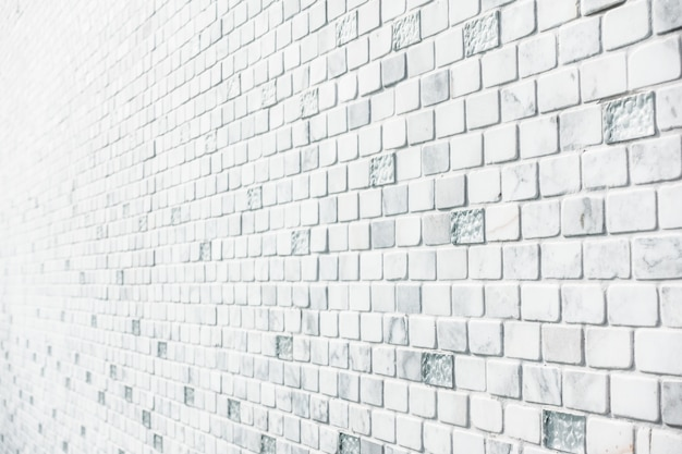 White brick wall Free Photo