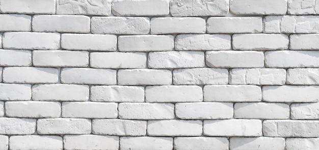White brick wall Free Photo