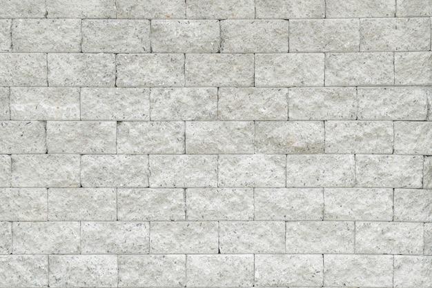 白いレンガの壁 無料写真