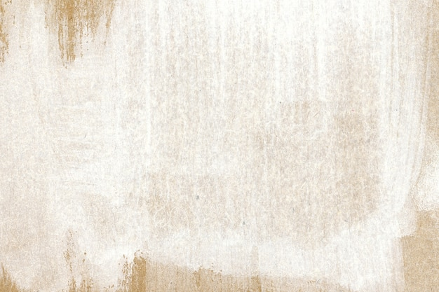 White and brown watercolor texture Free Photo