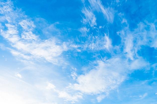 White cloud on sky Free Photo