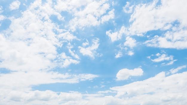 White cloud Free Photo