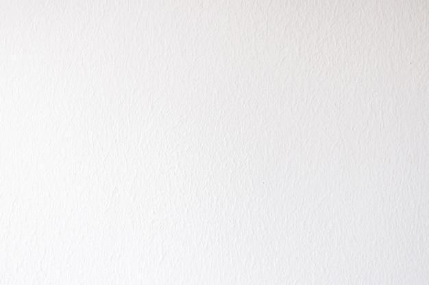 白いコンクリートの壁のテクスチャ Premium写真